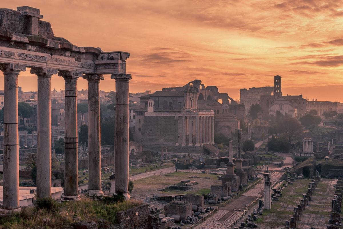 centro storico romano_forum romano-min