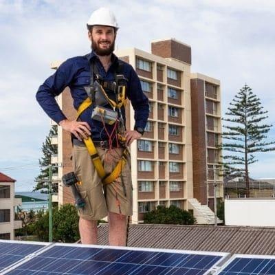 installatore di impianti fotovoltaici