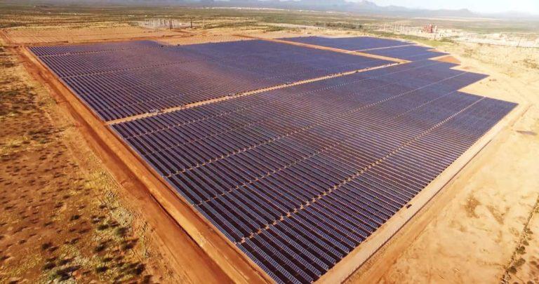 il parco solare più grande al mondo si troverà nel deserto di Dubai
