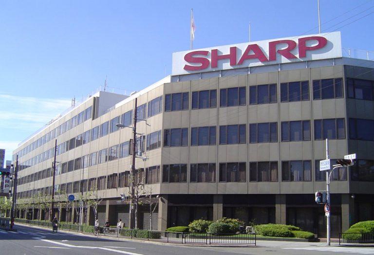 sede Sharp - azienda storica che produce pannelli fotovoltaici da 60 anni.