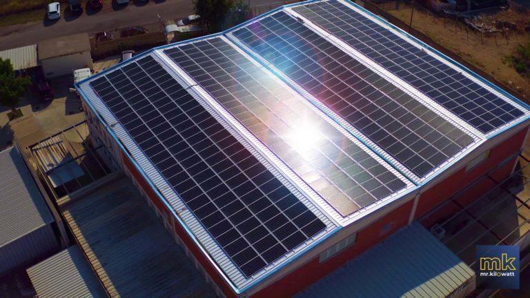 il più potente impianto fotovoltaico installato in Sardegna nel 2019?