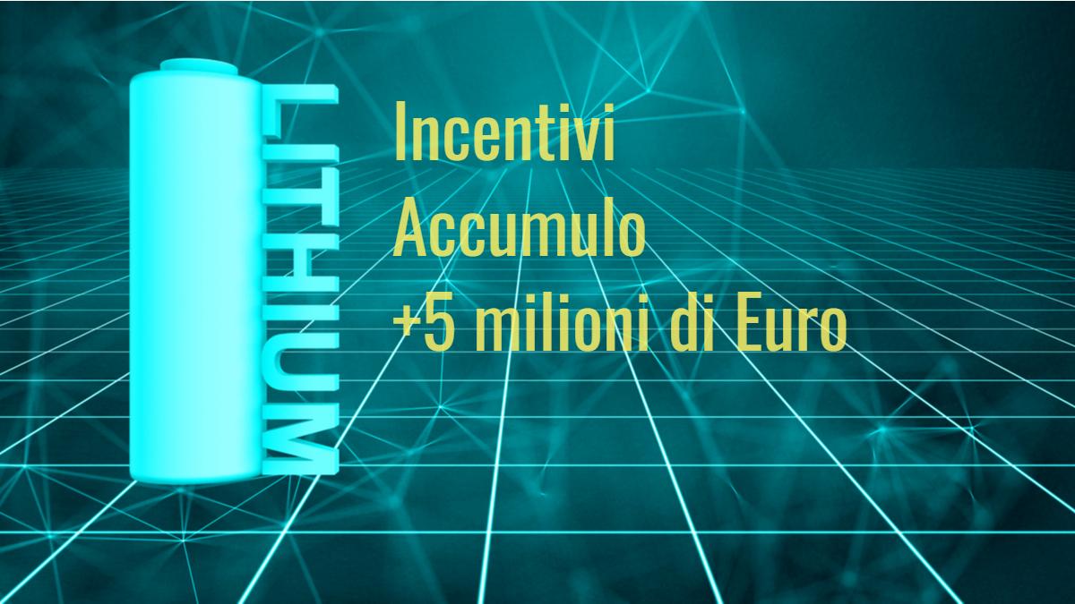Incentivi dedicati ai sistemi di accumulo per il fotovoltaico. Regione Veneto