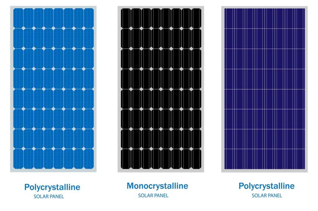 tipi di pannelli fotovoltaici che puoi trovare nel preventivo
