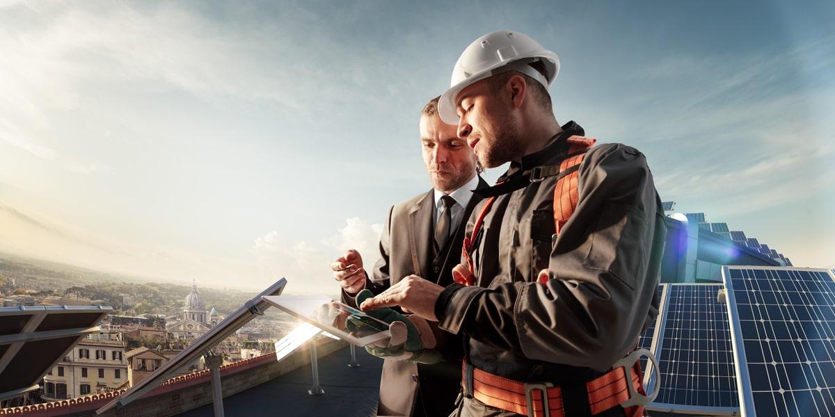 detrazione fotovoltaico, un installatore illustra la quota spettante