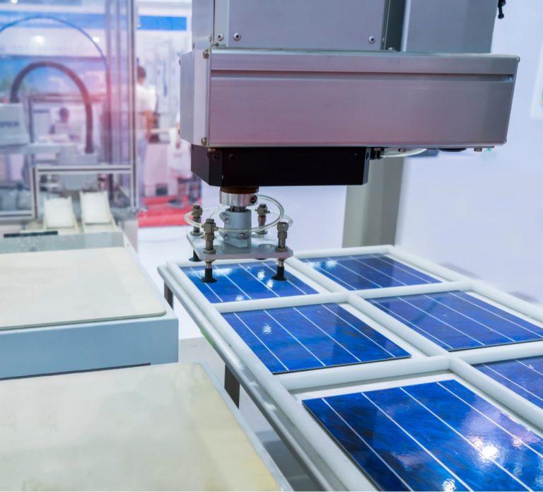 l'eccesso di produzione diminuisce i prezzi dei pannelli solari fotovoltaici