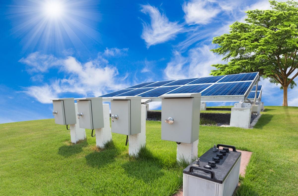 impianto fotovoltaico da 4 kW con accumulo