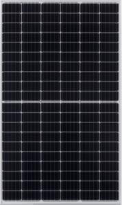 pannelli solari di ultima generazione con celle tagliate a metà
