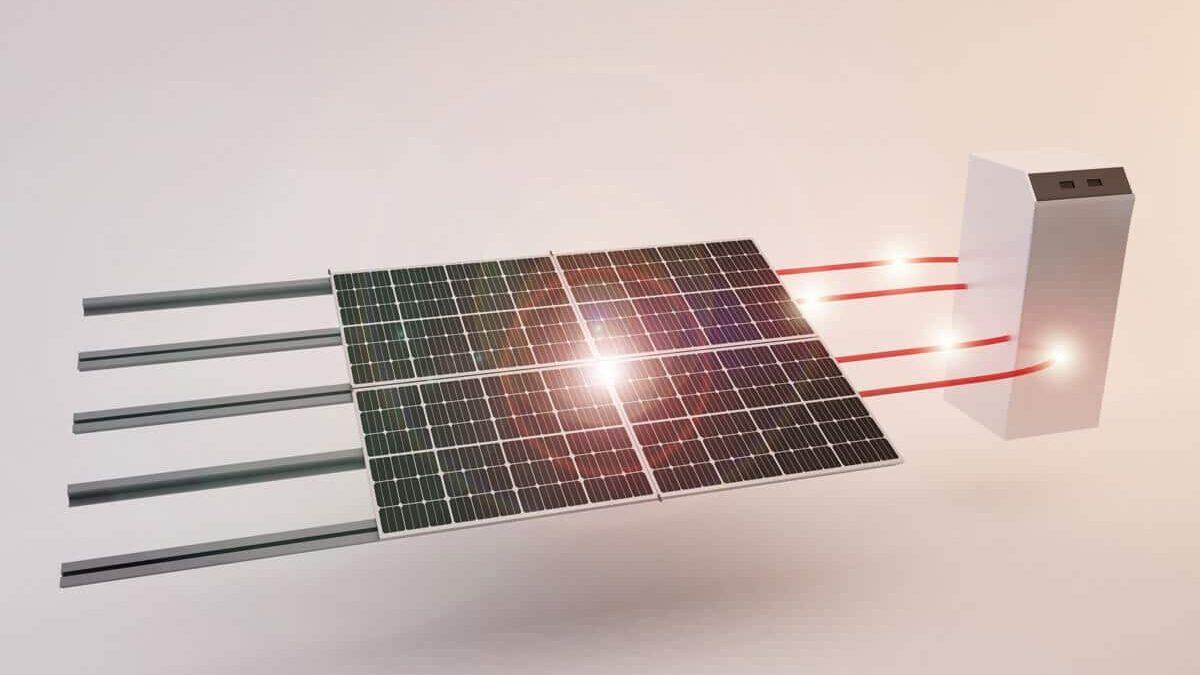 esprime il concetto di fotovoltaico con pompa di calore, un abbinamento vincente
