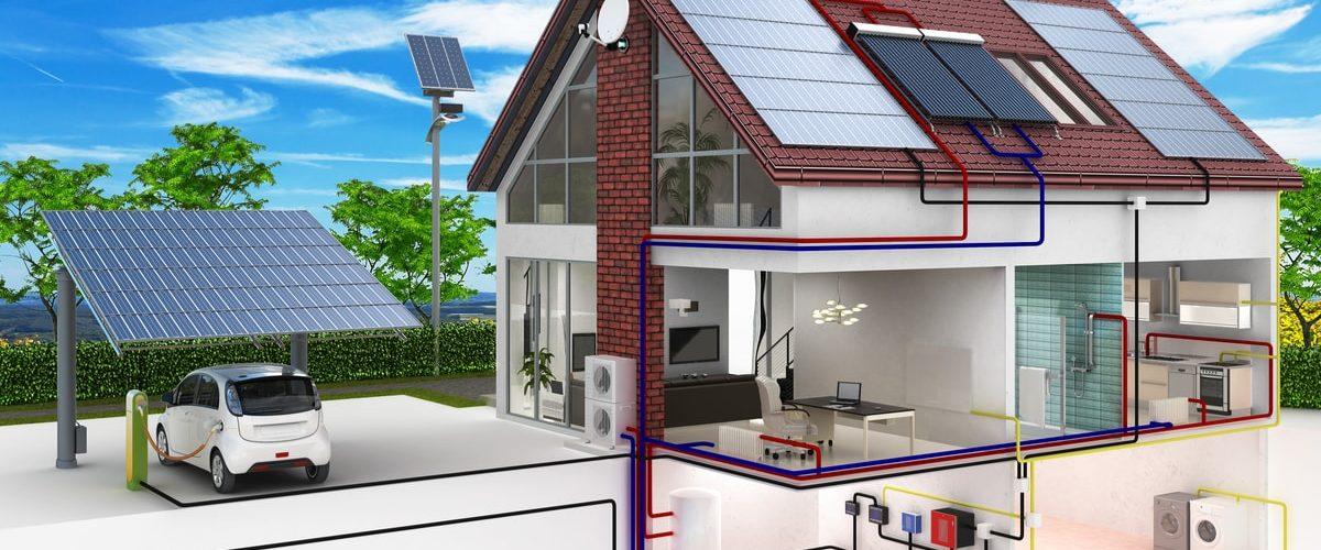 il fotovoltaico nel 2020 può avere combinazioni molto interessanti con altri dispositivi.
