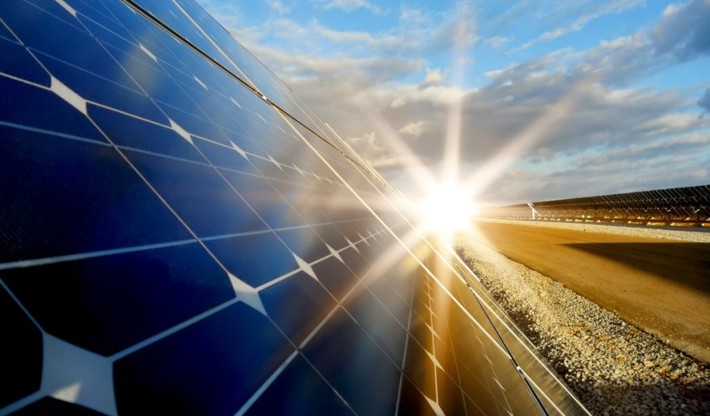 fotovoltaico per l'energia solare