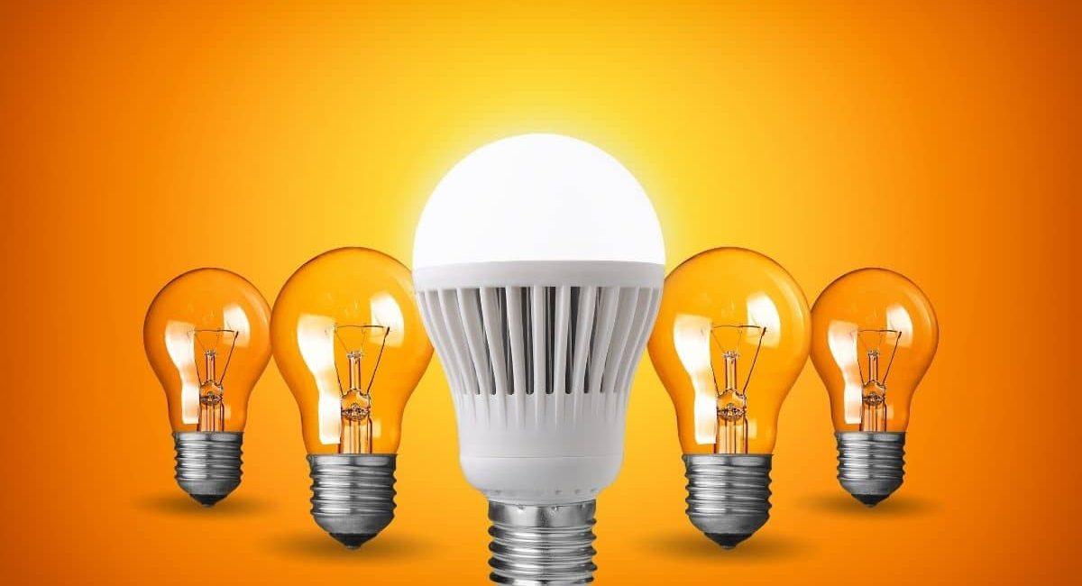 le lampadine a led sono quelle che consentono di ottenere il miglior risparmio energetico