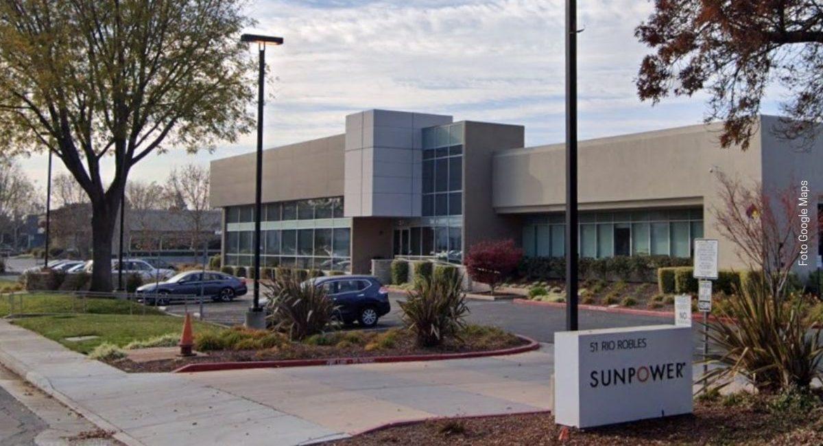 la sede della SunPower nella Silicon Valley