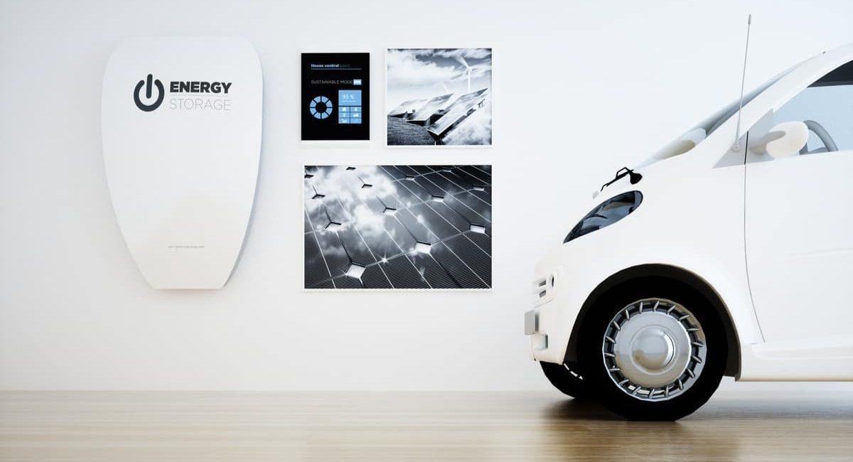 la batteria di accumulo di energia fotovoltaica è composta da batterie al litio