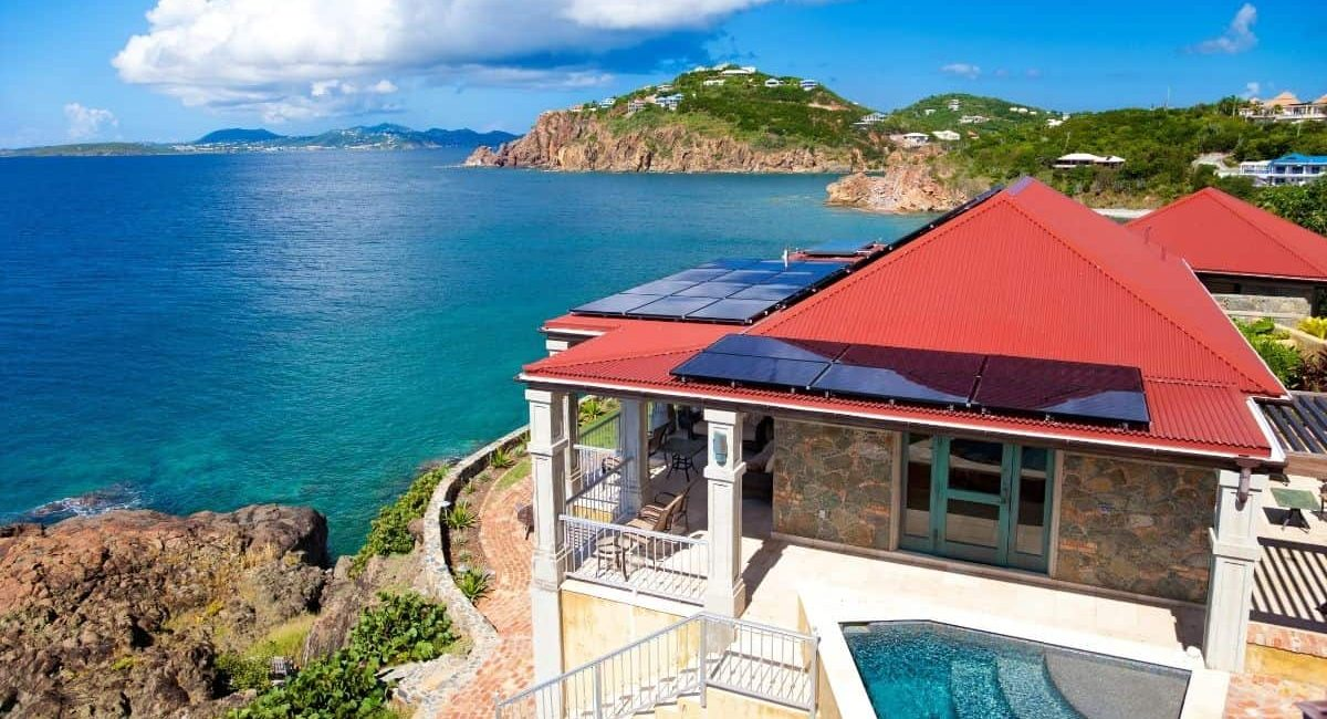 il fotovoltaico in Sardegna è stato installato in molte ville